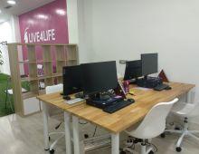 Coworking Granada LIVE4LIFE COWORKING
