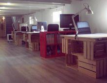 Oficina compartida Barcelona Los Flanagan
