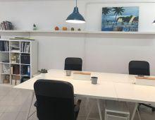 Oficina compartida Barcelona Petit Sant Joan