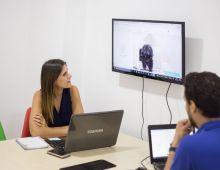 Centro de negocios con coworking Madrid Cink Coworking Henri Dunant