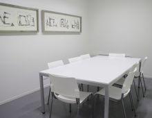 Centro de negocios con coworking A Coruña CIE Mans