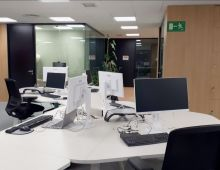 Business center with coworking Madrid Inspiralia co-working