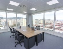 Centro de negocios con coworking Barcelona Sants First Workplaces