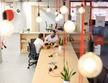 Coworking Madrid TALENT GARDEN MADRID