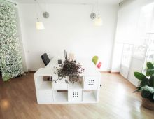 Oficina compartida Barcelona Sara Studio