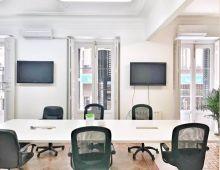 Oficina compartida Madrid Reina39 OpenOffice