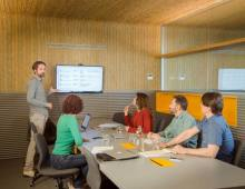 Coworking Madrid Impact Hub Piamonte
