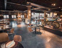 Coworking Madrid Revival Cafe Madrid