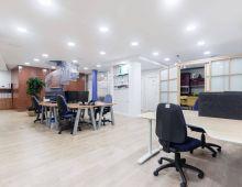 Oficina compartida Madrid Espacio Pinos Alta