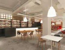Centro de negocios con coworking Madrid Spaces Castellana