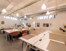 Centro de negocios con coworking Madrid Spaces María de Molina