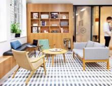 Centro de negocios con coworking Madrid Spaces Atocha Estación