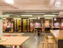 Centro de negocios con coworking Madrid Spaces Madrid Rio