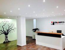 Centro de negocios con coworking A Coruña Centro de Negocios Deyserco