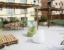 Coworking Barcelona Eclektic Space
