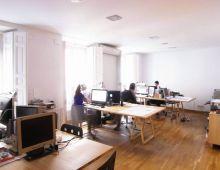 Oficina compartida Madrid BÁRBARA