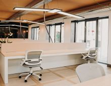 Coworking Madrid Central 44 Madrid