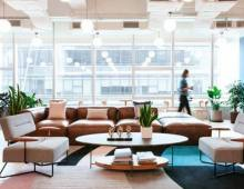 Business center with coworking Barcelona WeWork Diagonal 444