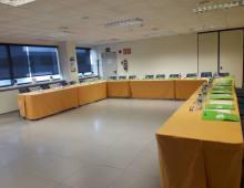 Centro de negocios con coworking Madrid Albarracín 34