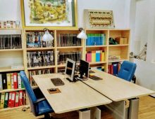 Oficina compartida Madrid MUKARNA