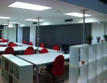 Coworking Murcia You&Co espacio coworking