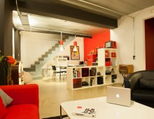Coworking Madrid The Box