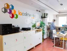 Centro de negocios con coworking Córdoba La Colmena en Red