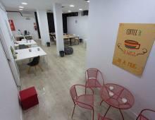 Centro de negocios con coworking Alcorcón Dreamsoft Coworking Spain