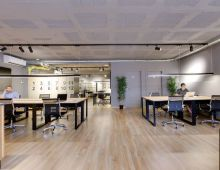 Coworking Barcelona Workspot Sarrià Coworking