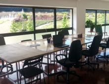 Coworking Madrid Quinta del Sordo
