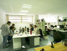 Coworking Madrid ecoworking