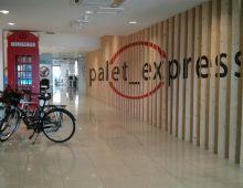 Centro de negocios con coworking Las Palmas de Gran Canaria Palet Express-Cajasiete