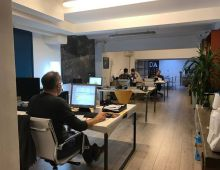 Coworking Barcelona FACTORY103