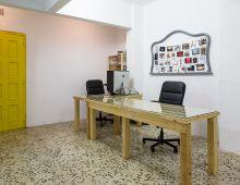 Oficina compartida Barcelona Coworking Fotografía