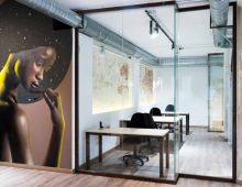 Centro de negocios con coworking Madrid modo Soho