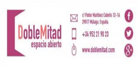 Coworking Málaga Coworking DobleMitad Soho