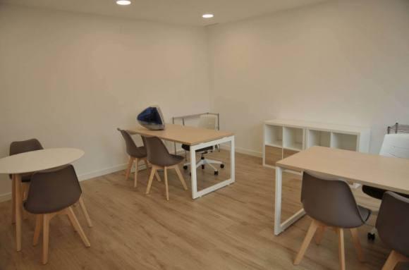 Oficina compartida Castellón OFICINA NUEVA EN PLANTA BAJA
