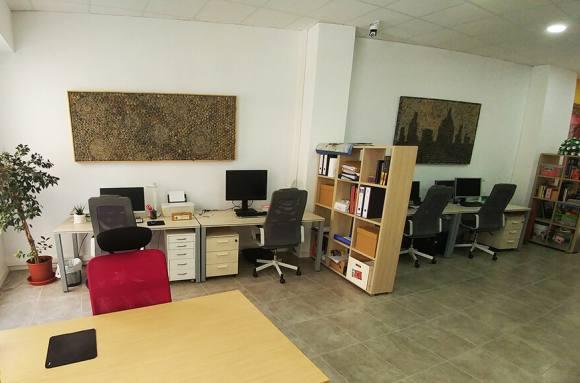 Oficina compartida Valencia ZAPlab oficina compartida