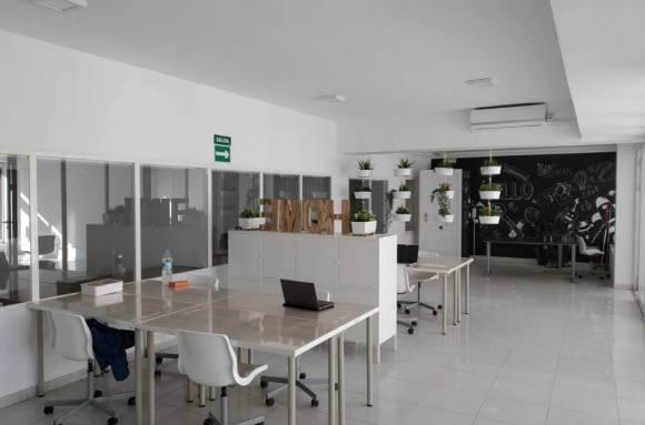 Coworking Málaga Coworking DobleMitad Malagueta