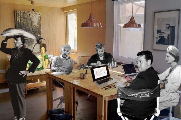 Coworking Vigo Fento Coworking