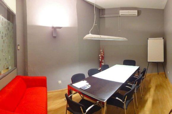 Centro de negocios Barcelona Despachos equipados en centro de negocio