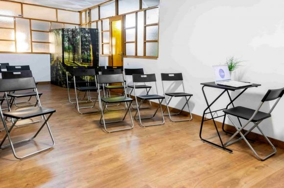 Oficina compartida Madrid T-Lab espacio