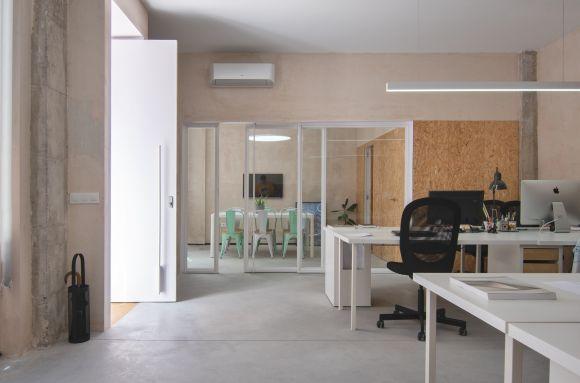 Oficina compartida Sevilla Arroyo 52