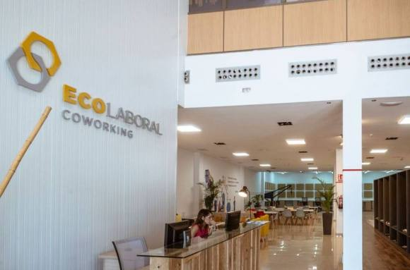 Coworking Málaga ECOLABORAL COWORKING