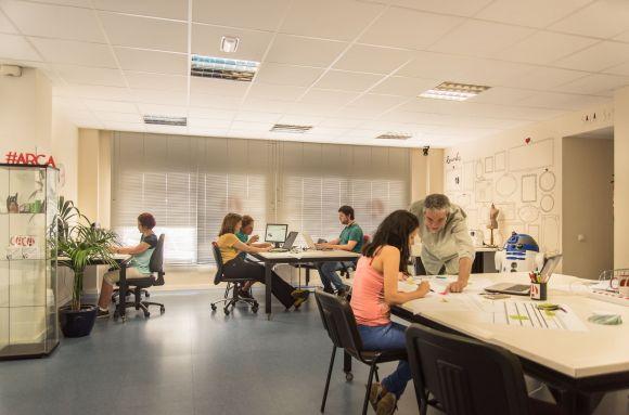 Coworking Santa Cruz de Tenerife Arca de Babel