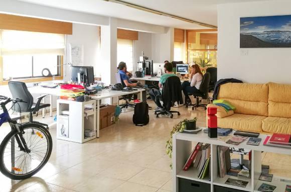 Coworking A Coruña Árticos (Arteixo TIC)