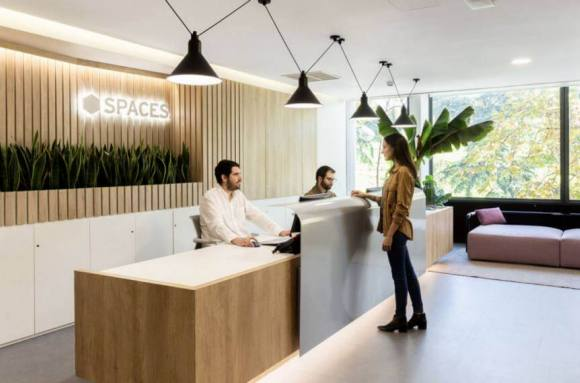 Centro de negocios con coworking Madrid Spaces Atocha