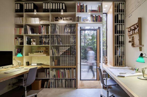 Oficina compartida Barcelona Turó Park
