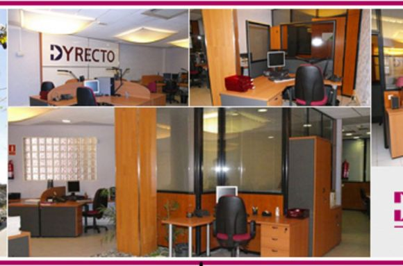 Business center with coworking Santa Cruz de Tenerife CN Dyrecto