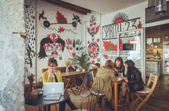 Coworking Madrid Espíritu23